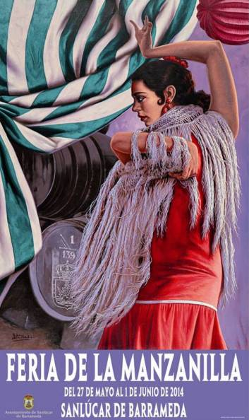 Feria Manzanilla Sanlucar 2014-2